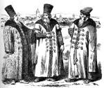 Мужские шапки на Руси