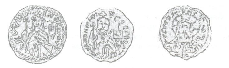 Киевская Русь. Златник Владимира (980—1015)
