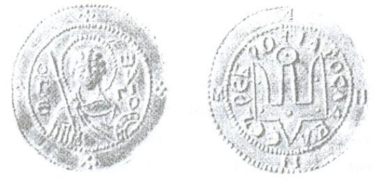 Киевская Русь. Сребреник Ярослава (1016 — 1017, 1018—1054)