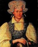 Русский костюм XVI—XVII  веков. Национальные черты светской одежды
