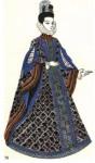 Испанский костюм эпохи Возрождения