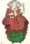 Французский костюм эпохи Возрождения