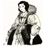 Костюм Англии, Фландрии и Испании XVII века