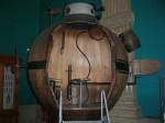 """""""Черепаха"""" – первая в мире подводная лодка"""