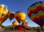 Фестиваль воздушных шаров в Переславль-Залесском