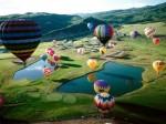 Первые путешествия на воздушном шаре
