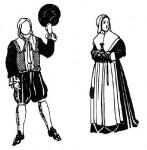 Парижская мода XVII века пером очевидца