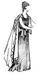 Основы построения античного костюма