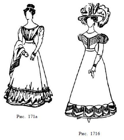 История моды №3 - Бидермейер