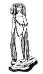Средневековый костюм XIII—XV вв