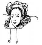 Испанский женский костюм эпохи Возрождения