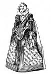 Костюм начала XVII века