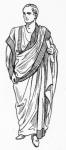 Античная одежда: Тога