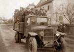 Дизельные грузовые автомобили