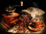 Популярность кофе