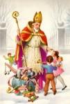 Дед Мороз, Санта Клаус и Святой Николай: кто они?