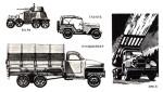 Военные автомобили СССР