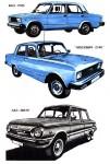 Автомобили 80-х годов 20 века