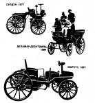 Четыреста шестнадцать изобретателей автомобиля