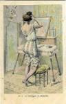 История панталон