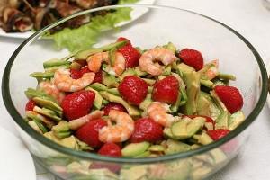 История возникновения салата из фруктов