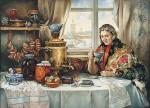 Из истории чая в России
