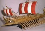 Триремы – парусные корабли финикийцев