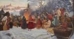 История нового года в царской России